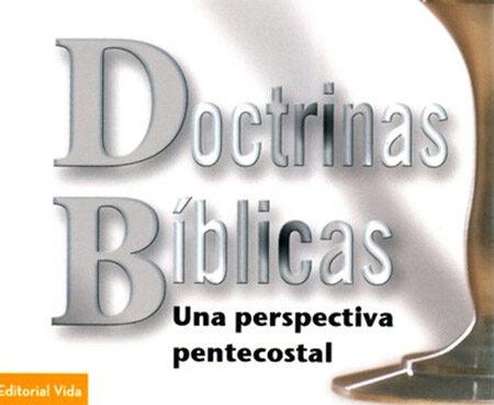 book cover doctrinas biblicas