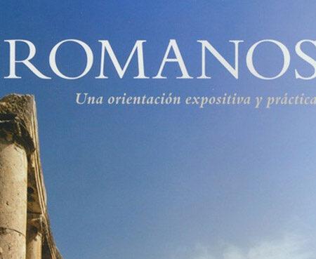 book cover romanos