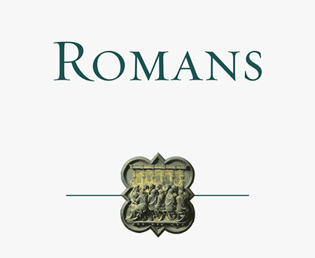book cover romans