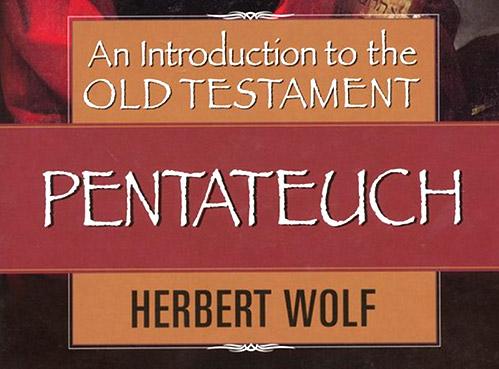 book cover pentateuch