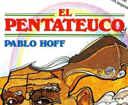 book cover pentateuco