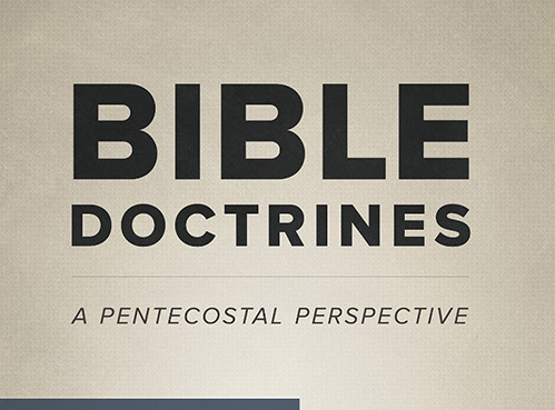 bible doctrines book cover