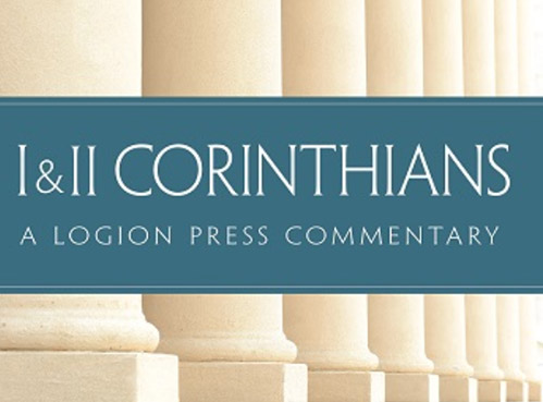 book cover corinthians