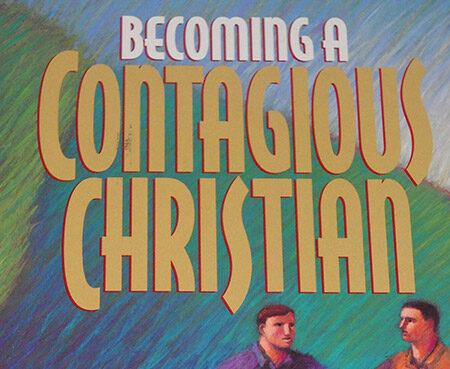 book cover contagious christian