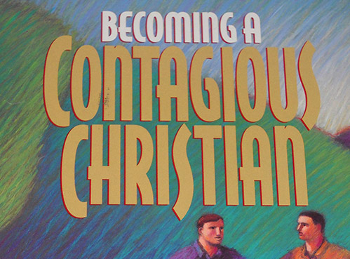 book cover contagious christian