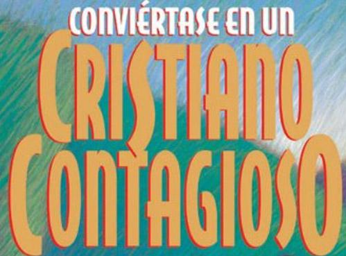 book cover cristiano contagioso