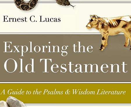 book cover exploring the old testament