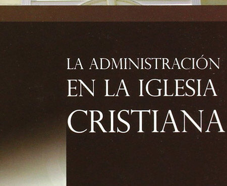 book cover iglesia admin