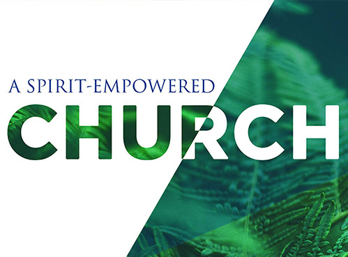 spirit-empowered church