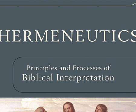 book cover hermeneutics