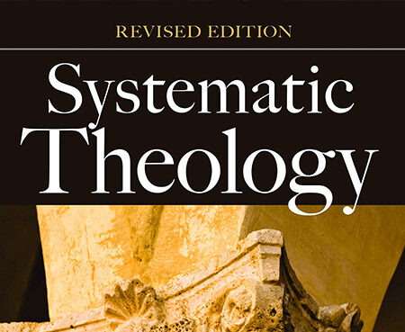 book cover systematic theology