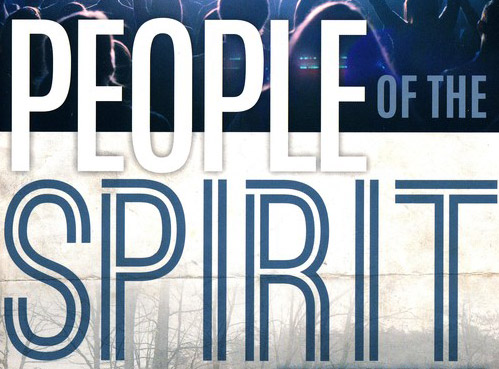 book cover people of the spirit